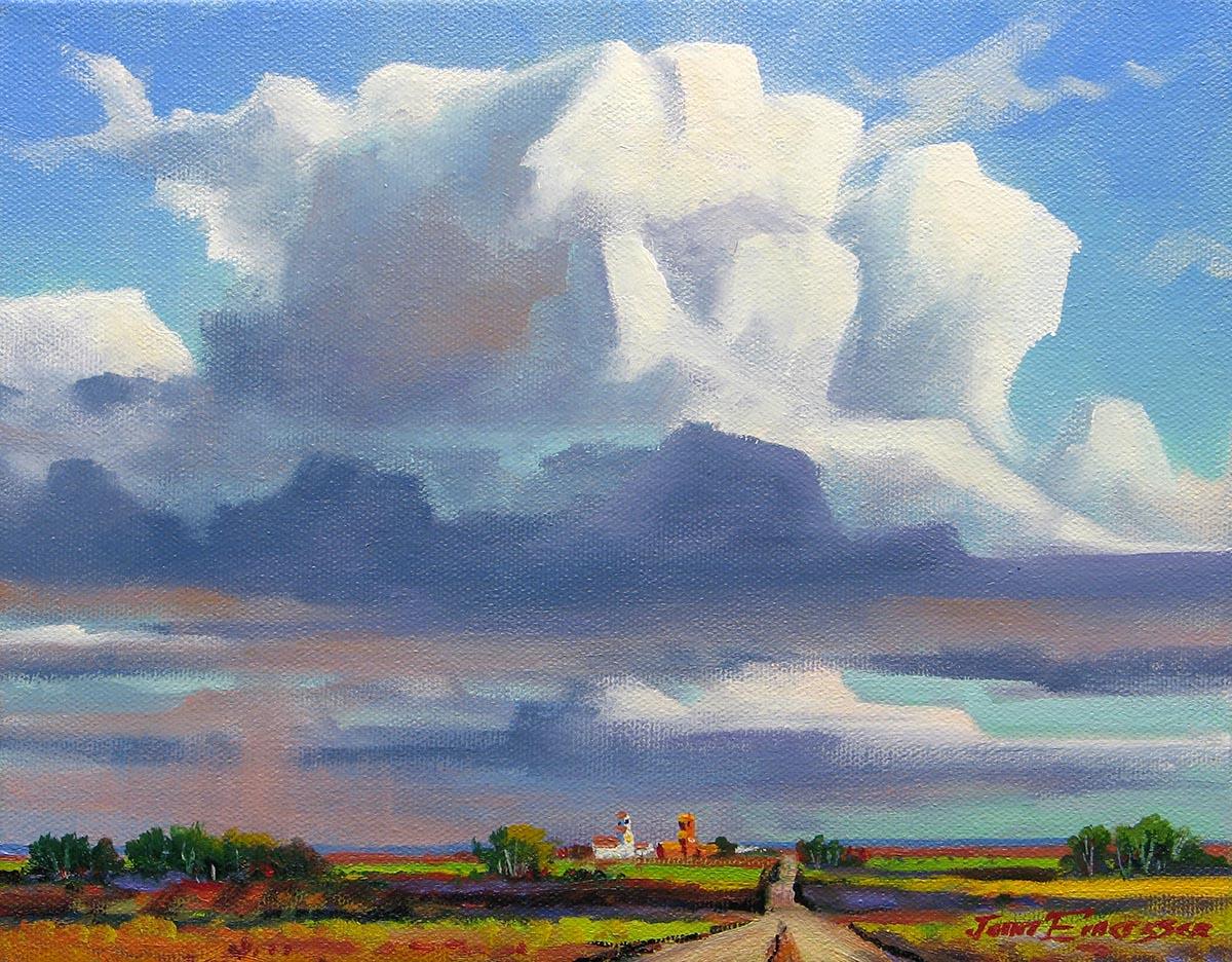 Cumulus - Jonn Einerssen