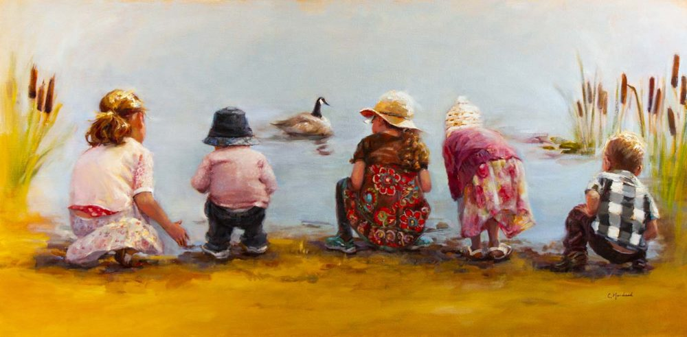 Curiosity - Catherine Marchand