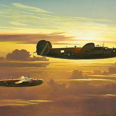 Dawn Of The Liberators William S. Phillips