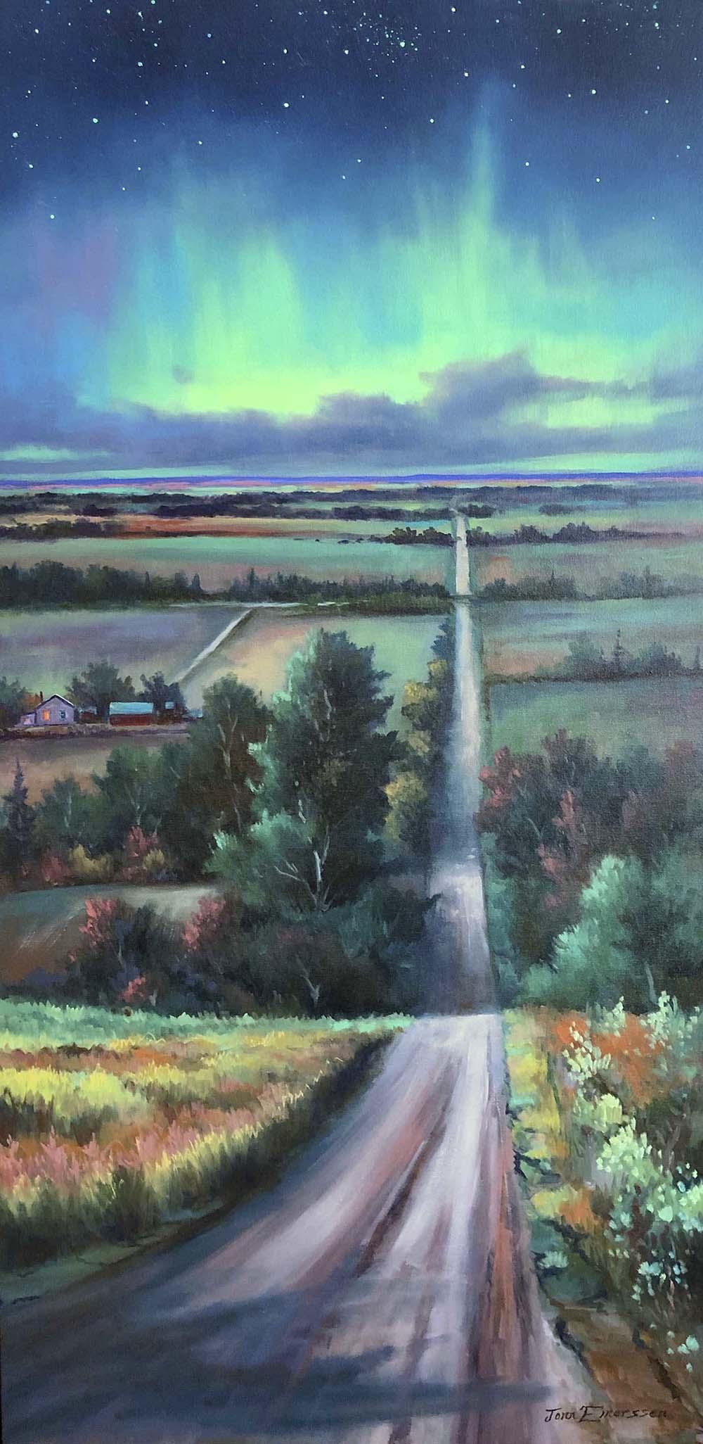 Dawn's Early Light - Jonn Einerssen