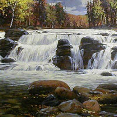 Dawson Falls Bi Yuan Cheng