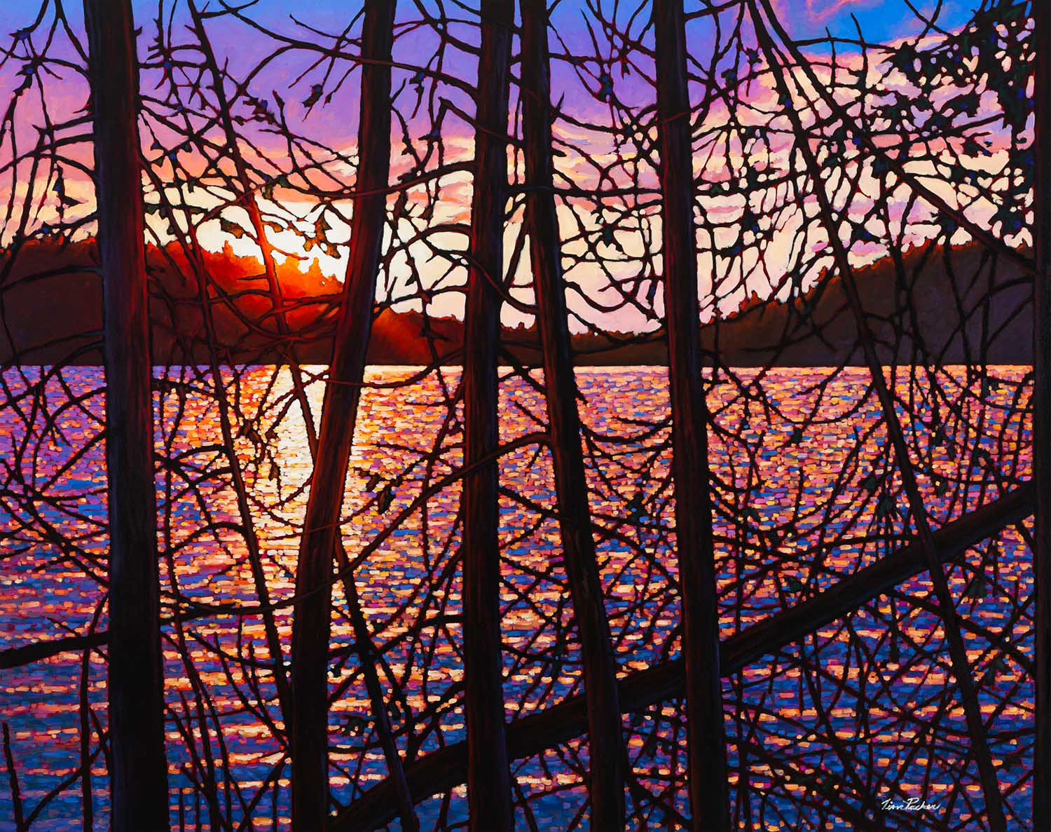 Day's End, Trapper's Trail - Tim Packer