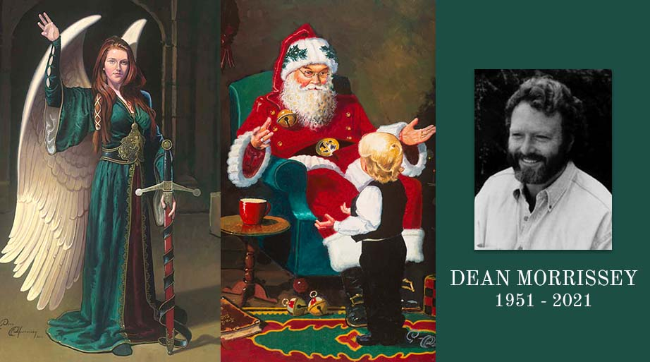 Dean Morrissey Passes Away - Blog Post