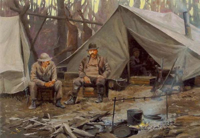 Deer Camp John Seerey Lester