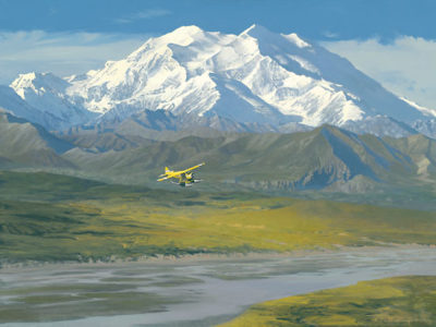 Denali Summer William S. Phillips