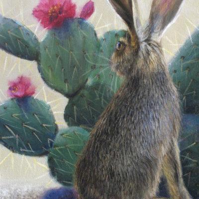 Desert Rabbit James Corwin