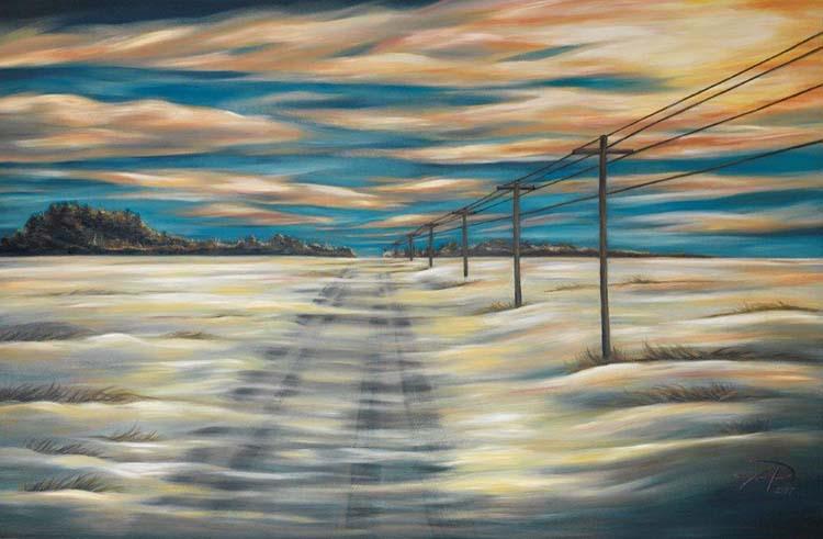 Desolate Road - Tanya Jean Peterson