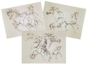 Drawn from the Heart - Bev Doolittle