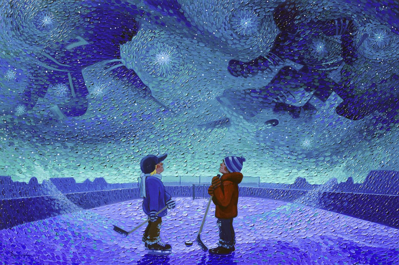 Dreaming of Stars - Bill Brownridge
