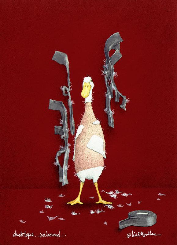Duck Tape Unbound - Will Bullas
