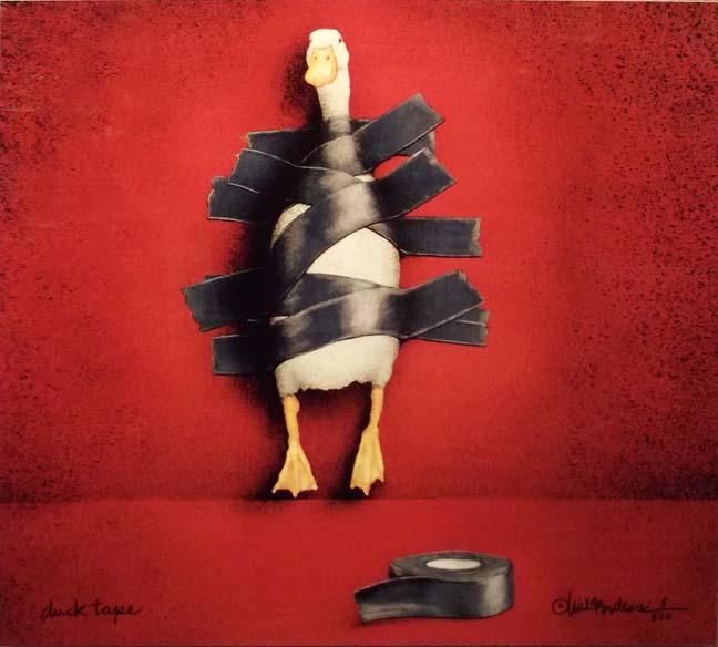 Duck Tape - Will Bullas