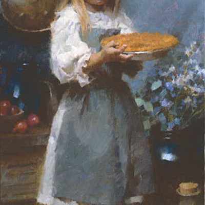 Dutch Apple Pie Morgan Weistling