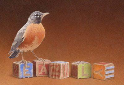 Early Bird - Barbara Banthien