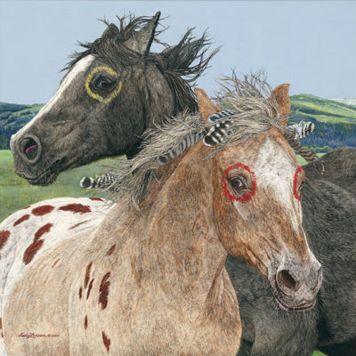 Ebenezer And The War Horse Judy Larson