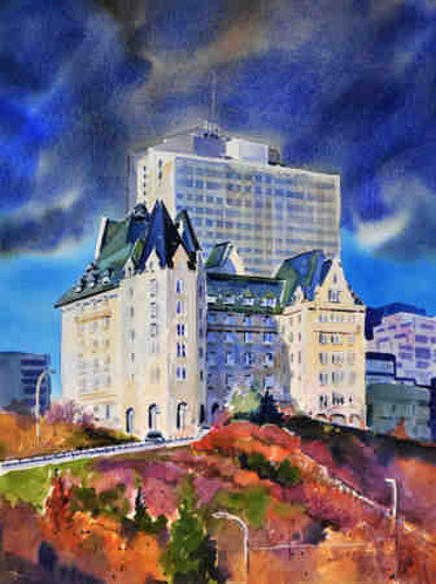 Edmontons MacDonald Hotel Gregg Johnson