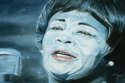 Ella Fitzgerald Donna Wayman