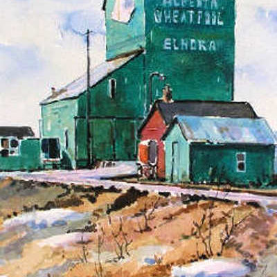 Elnora In Early Spring Gregg Johnson