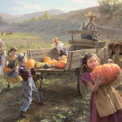 End of Harvest - Morgan Weistling