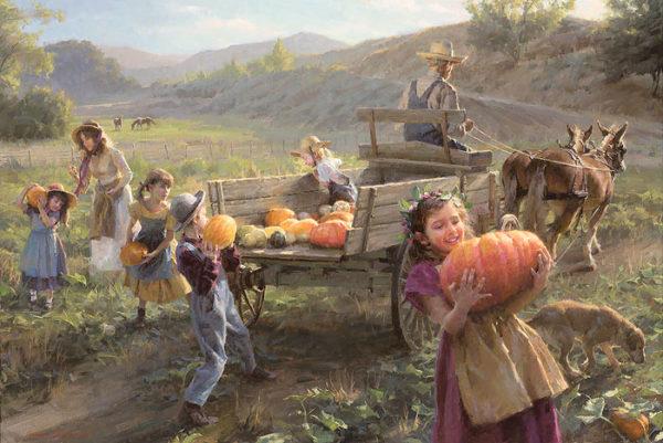 End of Harvest - Morgan Weistling