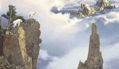 End Of The Ridge Stephen Lyman