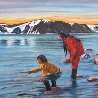 Eskimo Children Bern Will Brown