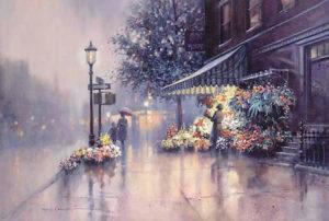 Evening Radiance Paul Landry
