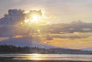 Evening Vista - Richard Mravik