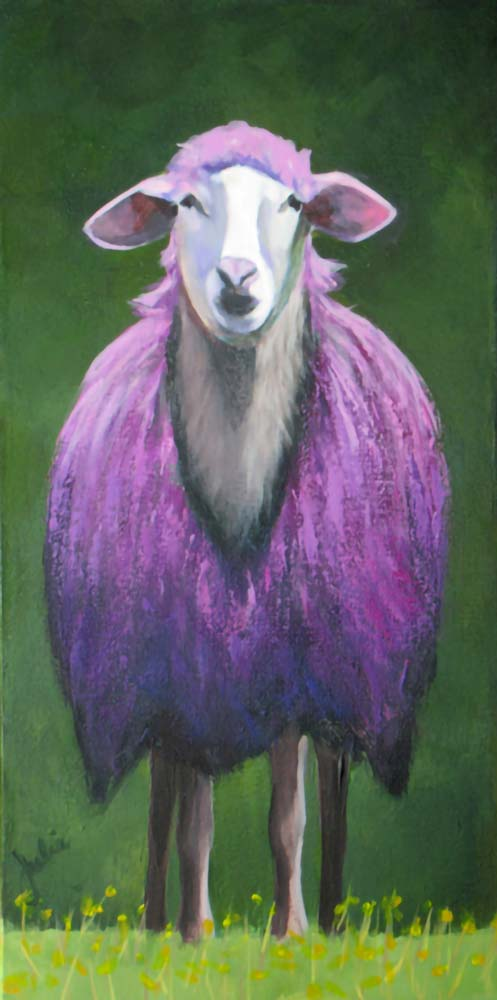 Ewe Can Party Solo - Julia Lucich