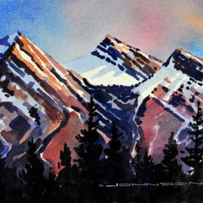 Ex Coelis Mountain Gregg Johnson
