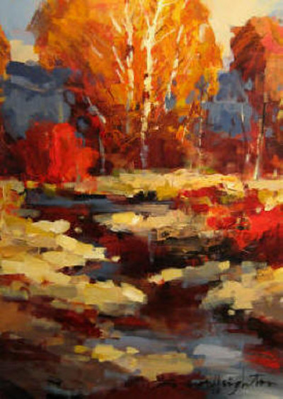 Fall Reflections Brent Heighton