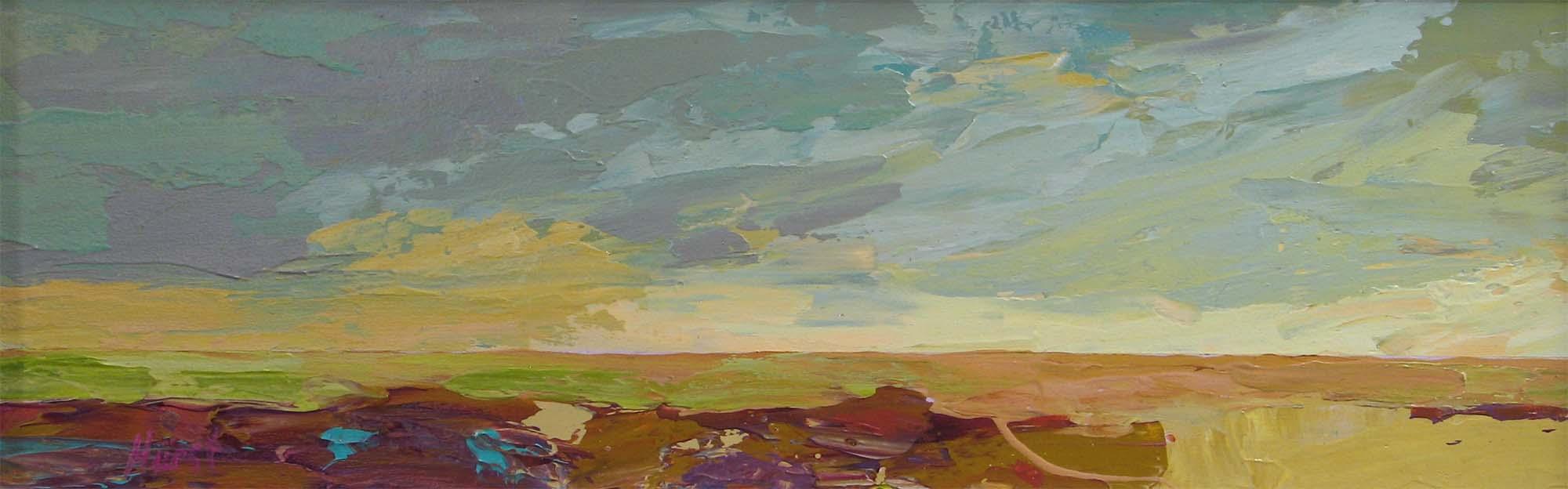 Fallow Fields - Marilyn Hurst