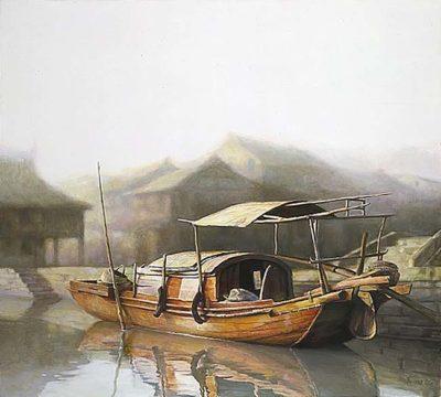 Family Boat - Mo Dafeng