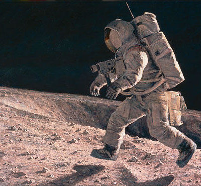 Fast Times On The Ocean Of Storms Alan Bean