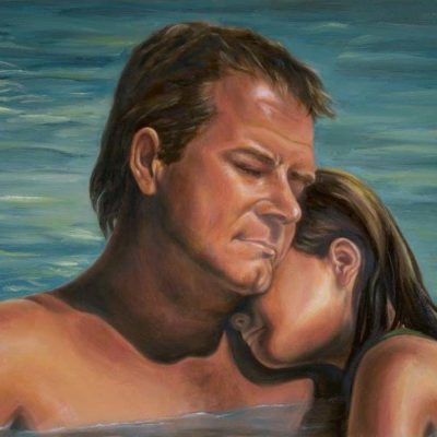 Father's Embrace - Tanya Jean Peterson