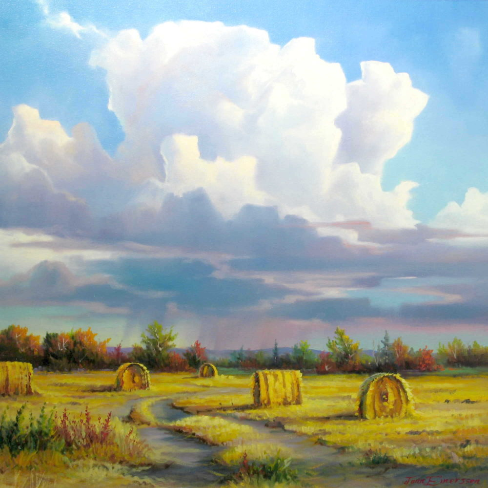 Field Of Gold Jonn Einerssen