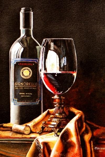Fine Wine John Zacharias