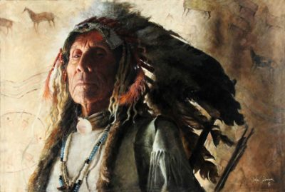 First Chief - John Coleman