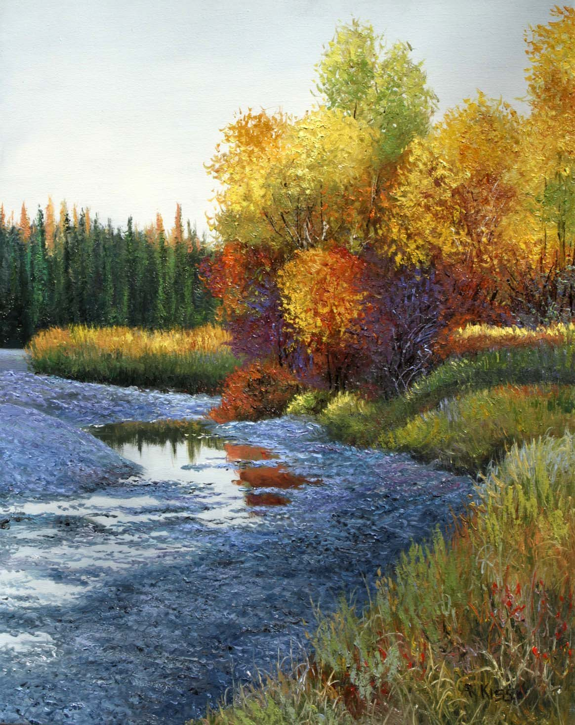 Fish Creek Evening - Andrew Kiss