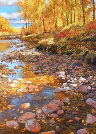 Fish Creek Fall - Andrew Kiss