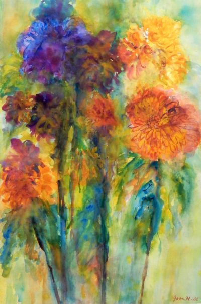 Floral Delight - Joan Hill