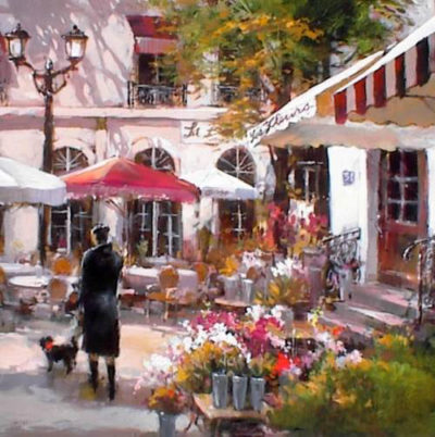 Flower Market Brent Heighton