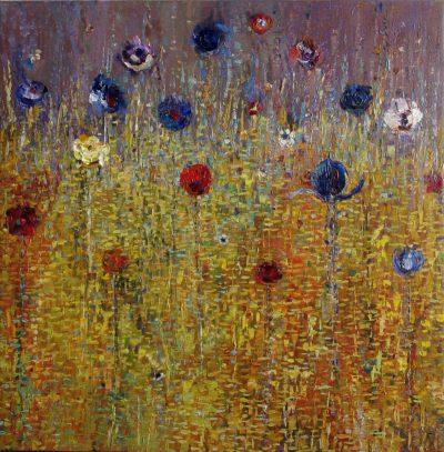 Flowers Afield #10 - Fiona Hoop