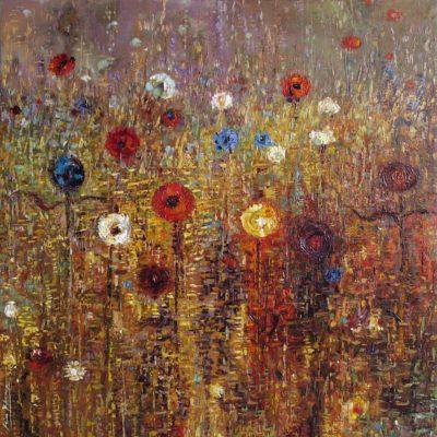 Flowers Afield #5 - Fiona Hoop