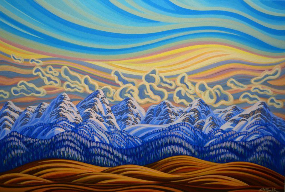 Foothills Sunset - Patrick Markle