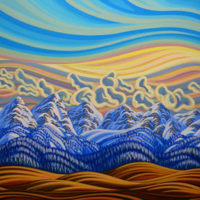 Foothills Sunset - Patrick Markle