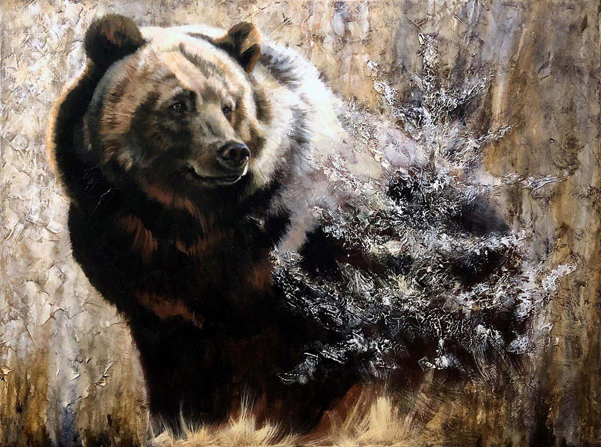 Formidable - Grizzly - Maurade Baynton
