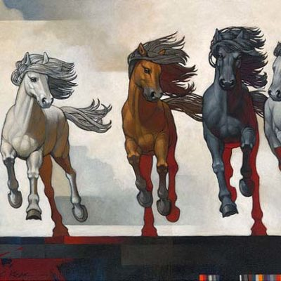 Four Horseman of the New Age - Craig Kosak