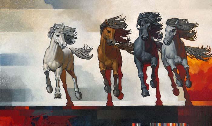 Four Horseman of the New Age - Craig Kosak
