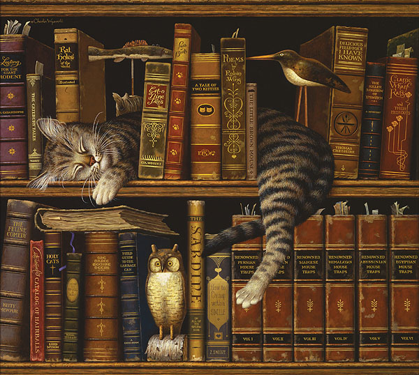 Frederick The Literate Charles Wysocki