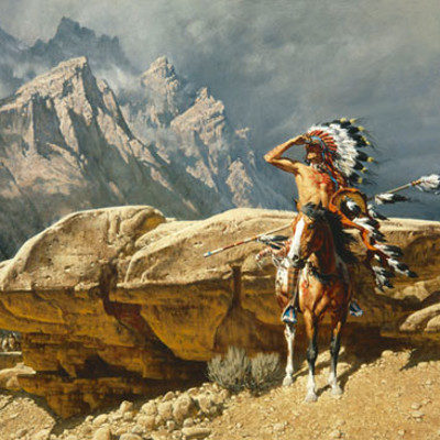 From the Rim - Frank McCarthy